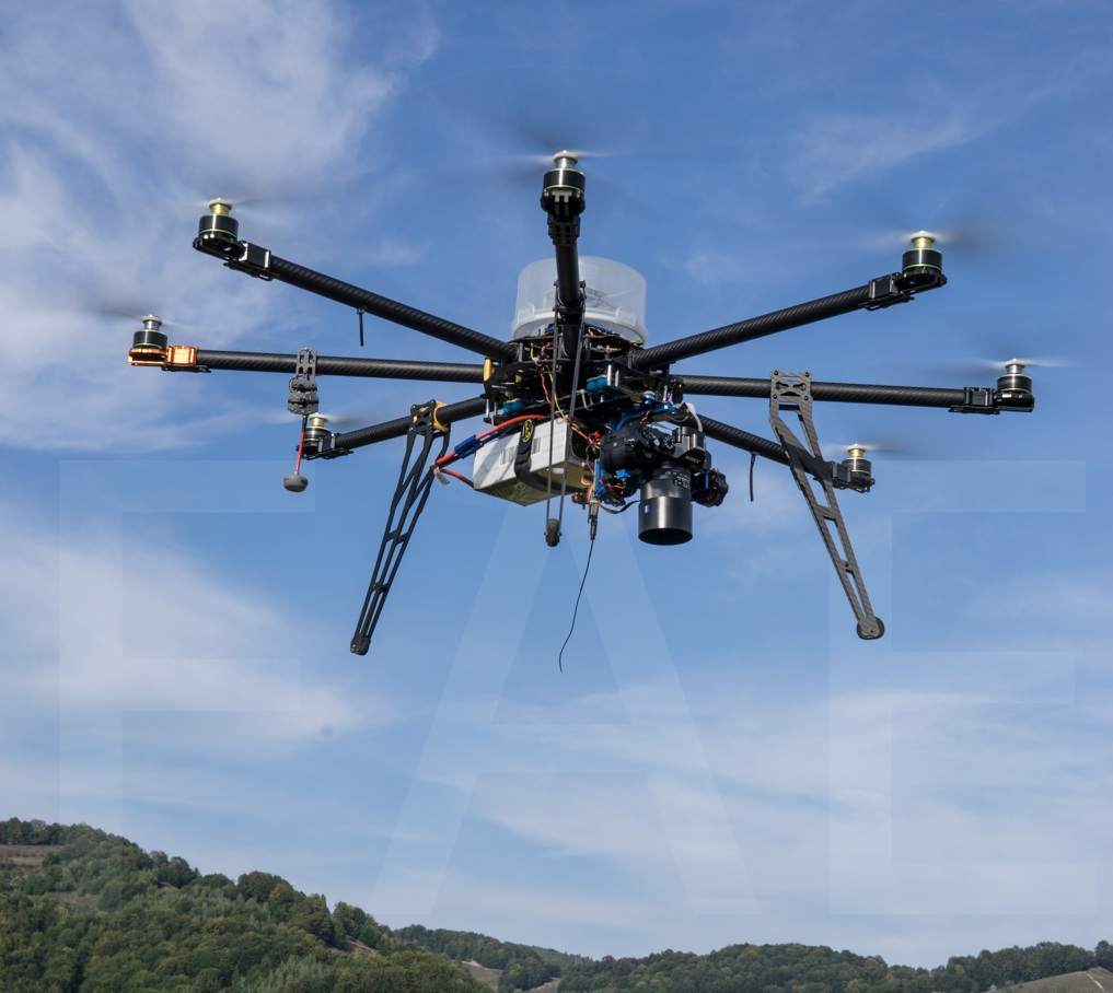Aerial Photogrammetry with drones